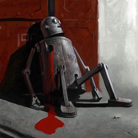 >>>Ilustraciones Satíricas..>>> - Página 2 Dark-surreal-digital-art-waldemar-von-kozak-25