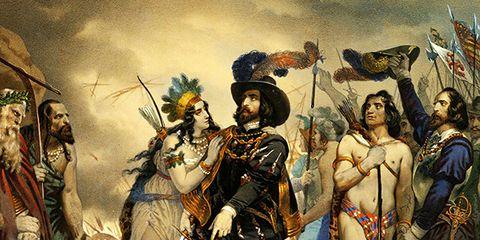 La Conquista De Cortés