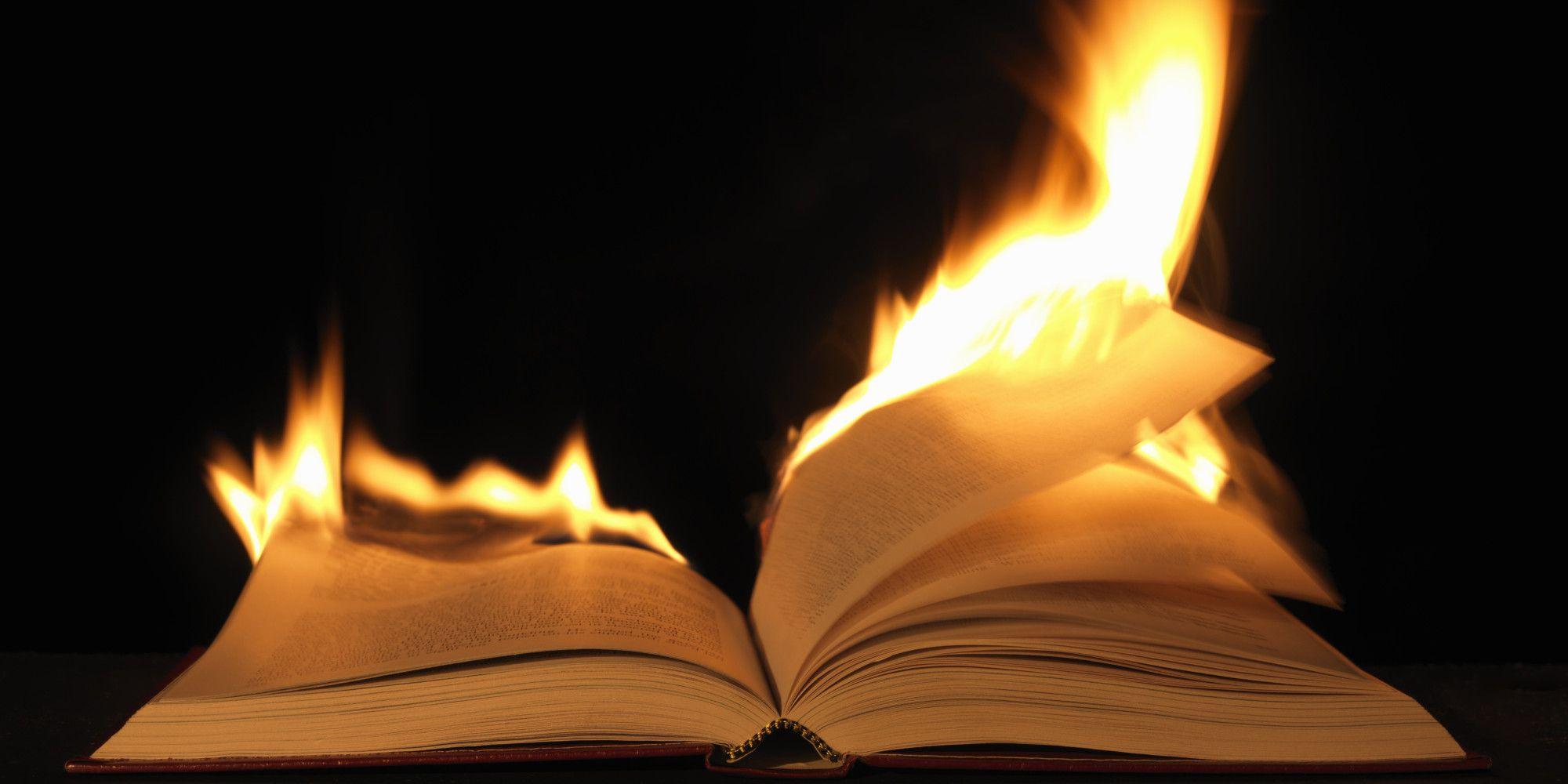 Los 24 libros más temidos de todos los tiempos