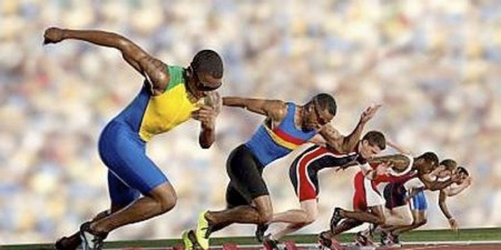 ¿Por qué balanceamos los brazos al correr?