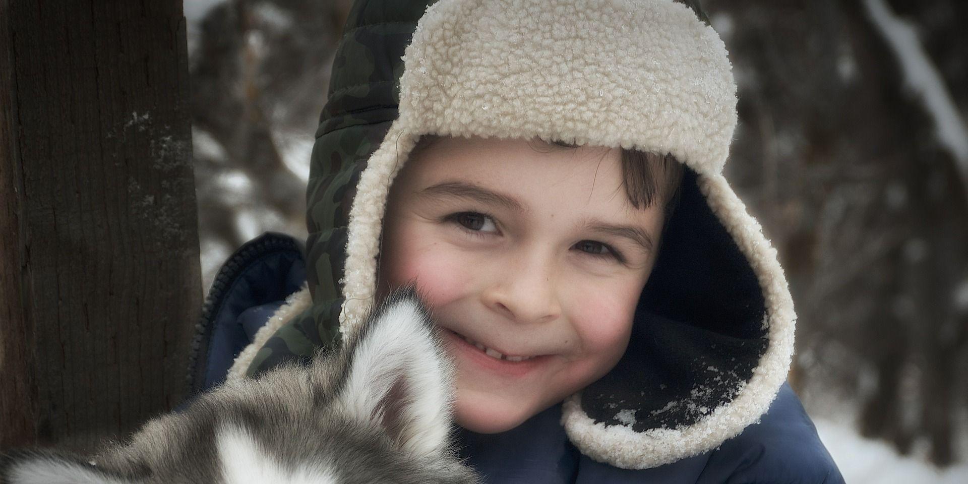 ¿Qué prefieren los niños? ¿Mascotas o hermanos?