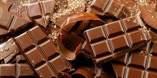 ¿Quién hizo la primera tableta de chocolate?