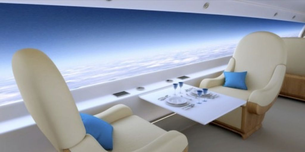 Adiós a las ventanillas en los aviones ¡Vivan las pantallas!