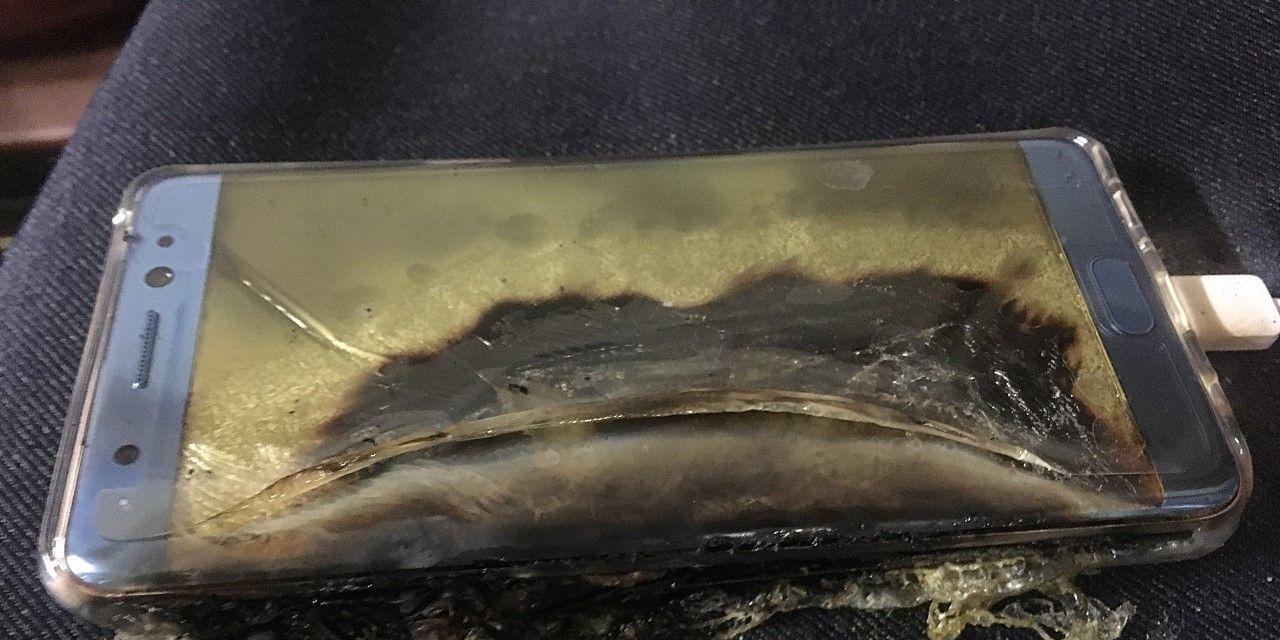 Los Note 7 se siguen incendiando ¿Por qué?