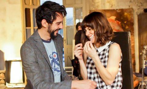Paco León y Alexandra Jiménez en 'Embarazados'