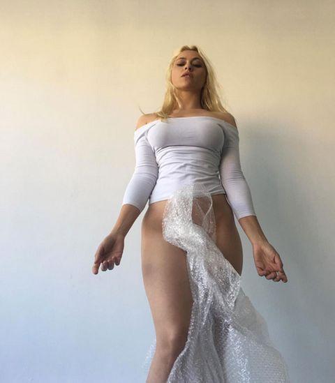 El álbum De Fotos Más Sexy De Daniela Blume