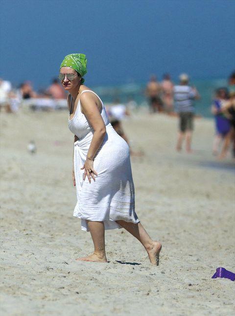 People on beach, White, Beach, Vacation, Sand, Fun, Summer, Tourism, Sea, Barefoot,