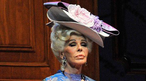 Nose, Chin, Fashion accessory, Headgear, Costume accessory, Costume, Costume hat, Headpiece, Hair accessory, Costume design,