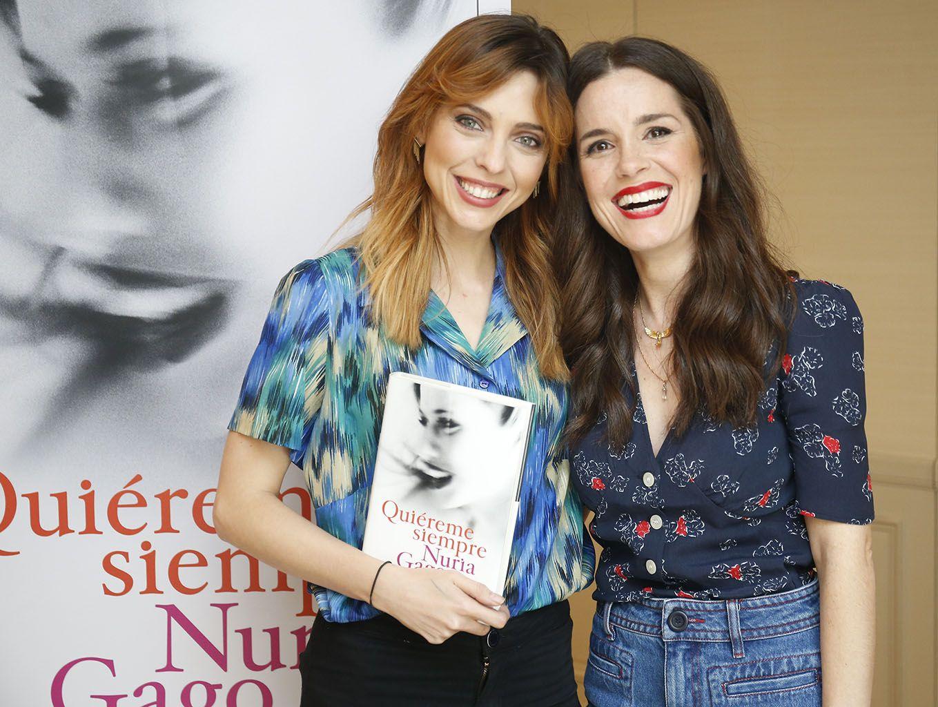 Nuria Gago Presenta Su Novela Quiéreme Siempre