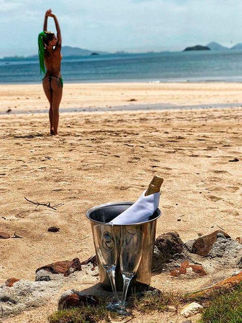 Beach, Sand, Water, Coast, Vacation, Sea, Bucket, Wood, Ocean, Rock,