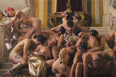 Mythology, Art, Photography, Barechested, Flesh,