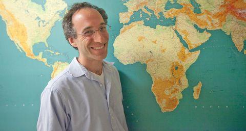 Manuel Pimentel analiza un descubrimiento genético en la Península ...
