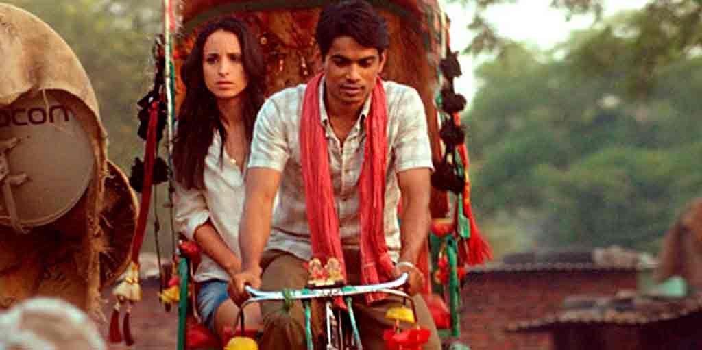 la chica con la esmeralda india online