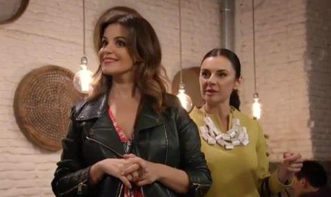Marta Torné En La Primera Etapa De Velvet Hice El Casting Para