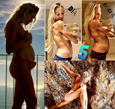 Patricia Montero Desnuda Su Embarazo