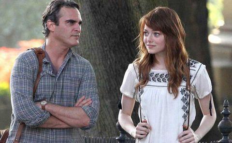 Irrational Man (2015) Joaquin Phoenix y Emma Stone