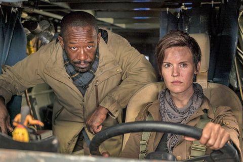 Fear The Walking Dead\' estrena su cuarta temporada, con crossover ...