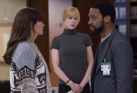 El secreto de una obsesión (2015) Chiwetel Ejiofor, Julia Roberts y Nicole Kidman