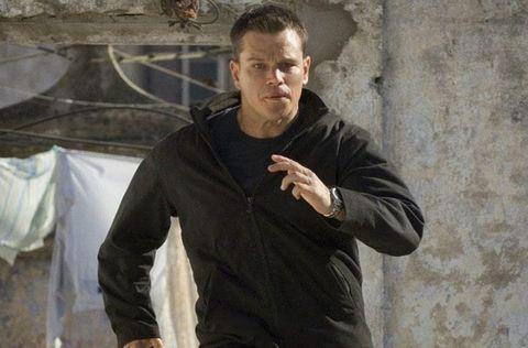 El ultimátum de Bourne (2007) Matt Damon