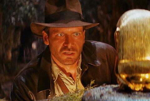 En busca del arca perdida (1981) Harrison Ford