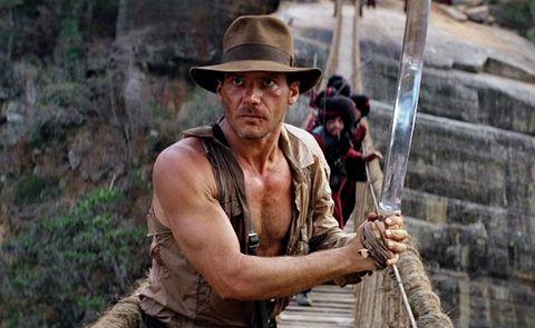 Indiana Jones y el templo maldito (1984) Harrison Ford