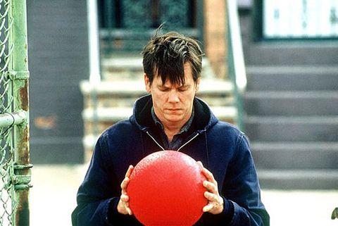 El leñador (2004) Kevin Bacon
