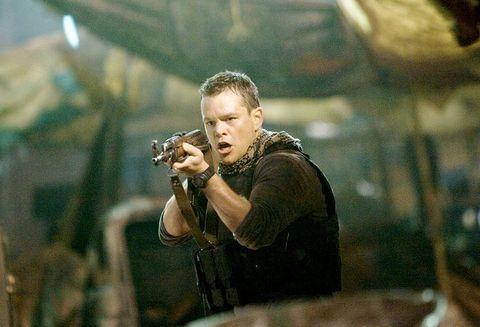 Green Zone: Distrito protegido (2010) Matt Damon