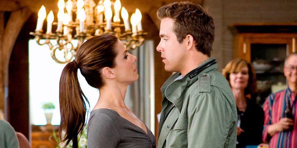 La proposición' de Sandra Bullock a Ryan Reynolds