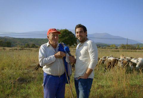 Grassland, Herder, Pasture, Adaptation, Ecoregion, Grass family, Rural area, Grass, Farm, Steppe,
