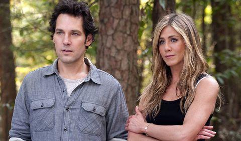 Sácame del paraíso (2012) Paul Rudd y Jennifer Aniston
