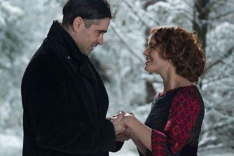 Snow, Winter, Romance, Tree, Photography, Event, Adaptation, Hand, Gesture, Love,