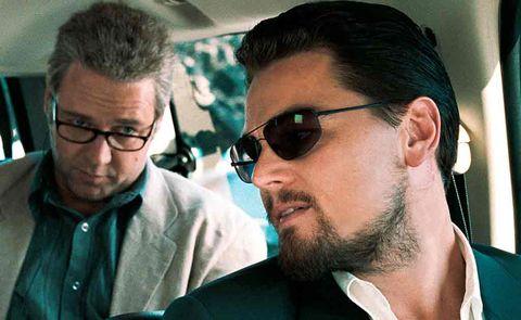 'Red de mentiras' (2008). Russell Crowe y Leonardo DiCaprio