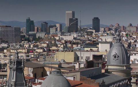Cityscape, City, Metropolitan area, Urban area, Skyline, Metropolis, Human settlement, Downtown, Daytime, Roof,