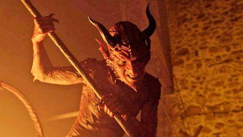 Demon, Fictional character, Art, Cg artwork, Supernatural creature,