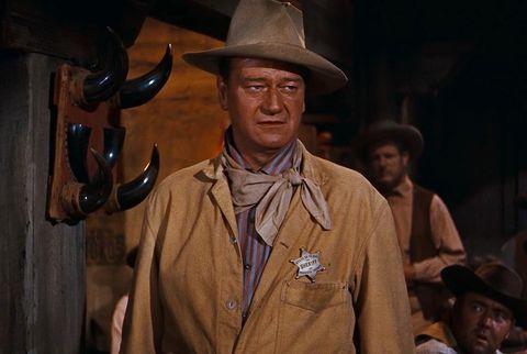Hat, Cowboy hat, Headgear, Fedora, Fashion accessory, Movie, Screenshot,