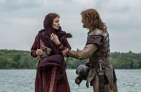 Vikingos Protagonizado Por Danila Kozlovsky Y Svetlana Khodchenkova