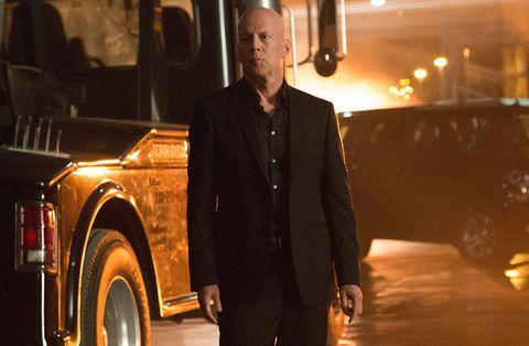Mercancía peligrosa (2016) Bruce Willis