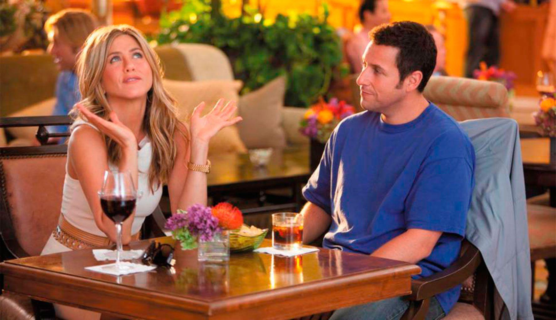 Sígueme el rollo', con Jennifer Aniston