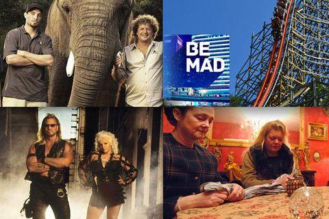 Head, Human, Elephant, Elephants and Mammoths, Adaptation, Indian elephant, Working animal, Collage, Advertising, Wrinkle,