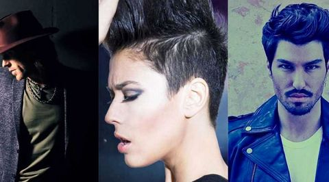 Hair, Ear, Nose, Lip, Mouth, Hairstyle, Chin, Forehead, Eyebrow, Eyelash,