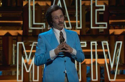 Glasses, Microphone, Dress shirt, Formal wear, Suit, Tie, Public speaking, Blazer, Speech, Orator,