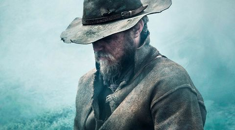 Beard, Facial hair, Human, Hat, Cowboy hat, Headgear, Photography, Cool, Illustration, Portrait,