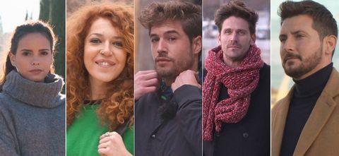 Hair, Facial expression, People, Human, Art, Adaptation, Photography, Long hair, Collage,