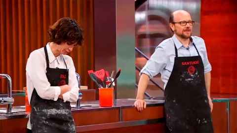 Chef, Television program, Event, Cooking show, Cook, Cooking,