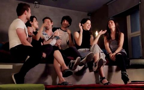 Leg, Finger, People, Fun, Social group, Human leg, Sitting, Community, Leisure, Facial expression,