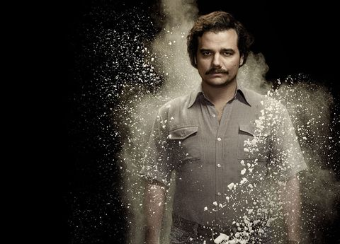 Shirt, Facial hair, Space, Flash photography, Moustache, Portrait photography, Portrait,