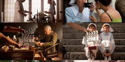 Collage, Art, Human, Conversation, Photography, Photomontage, Movie,