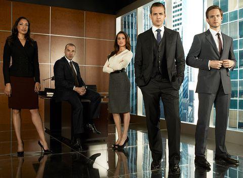 White-collar worker, Suit, Event, Businessperson, Business, Collaboration, Management, Employment, Formal wear,