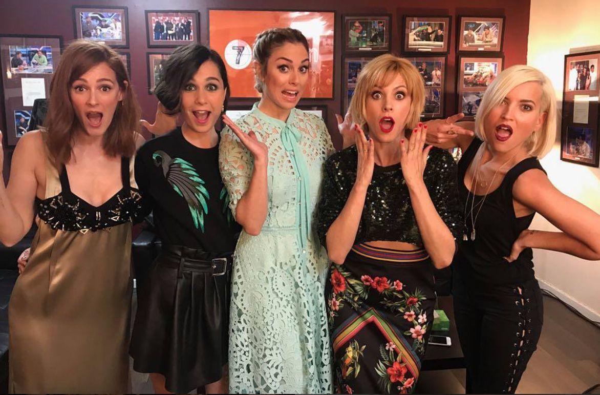 Las Chicas Del Cable Renueva Por Una Cuarta Temporada