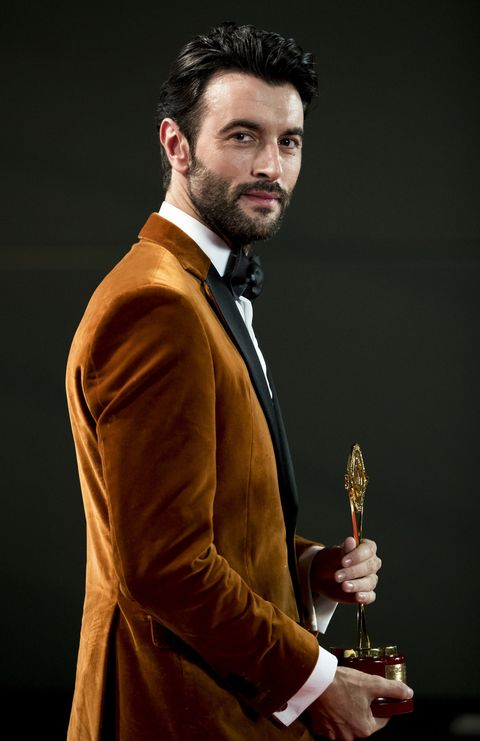 Suit, Formal wear, Facial hair, Tuxedo, Photography, Beard, Portrait,